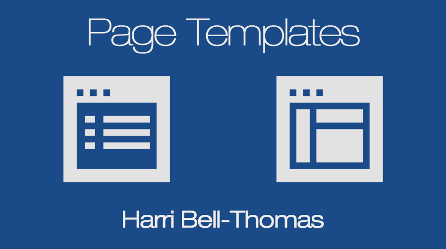 Add Page Templates to WordPress with a Plugin