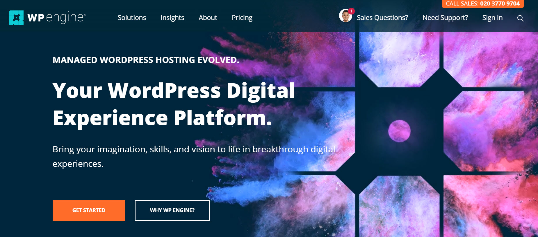 WordPress vs Squarespace: Hosting