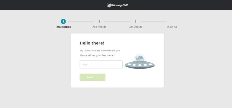 ManageWP wordpress management tool