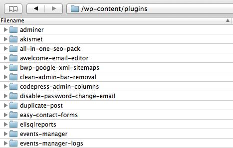 Plugins-Folder