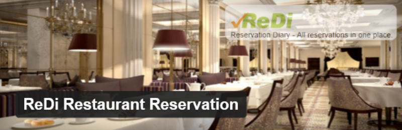 ReDi Restaurant Reservation