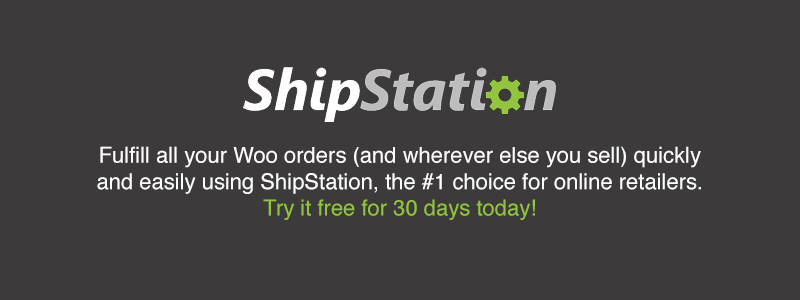 ShipStation Integration for WooCommerce