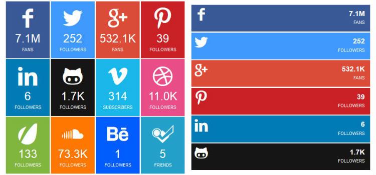 SocialFans Screenshot