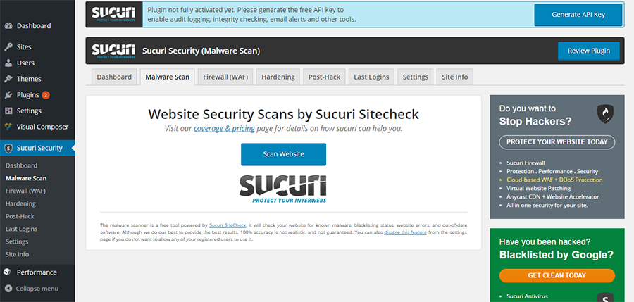 The Best Plugins to Scan WordPress for Malware - WPExplorer