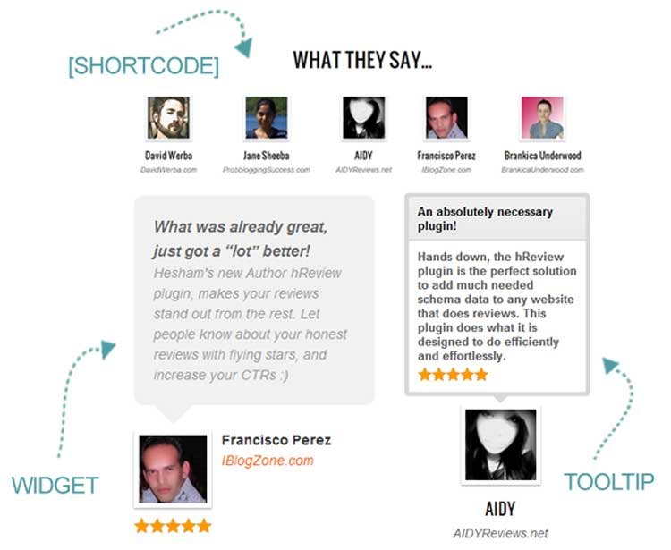 WP Customer Testimonials Plugin