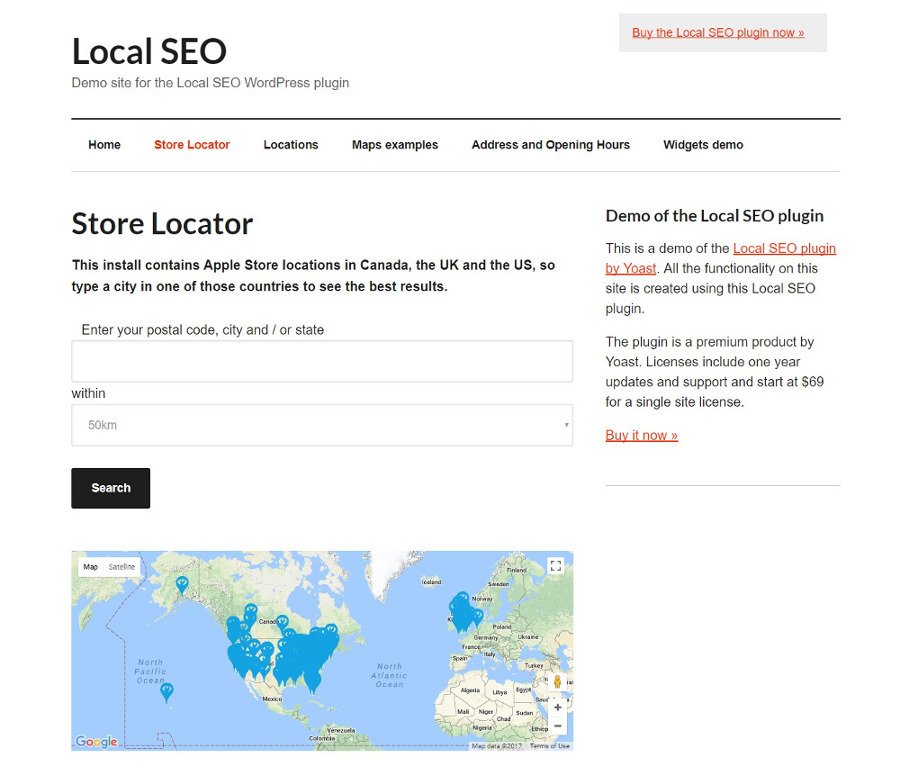 12 Best Wordpress Store Locator Plugins Wpexplorer