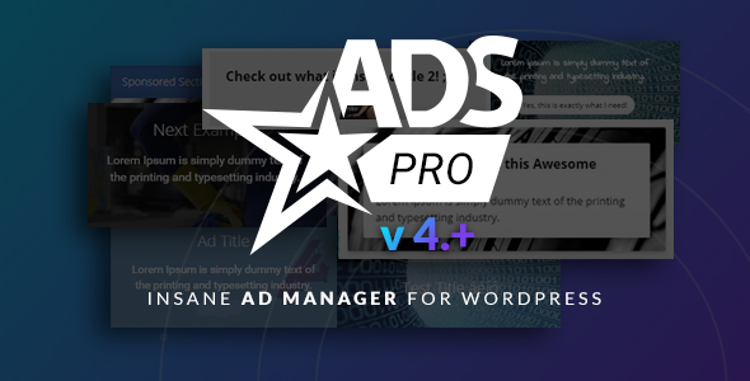 20+ Best Ad Management WordPress Plugins 2019 - WPExplorer