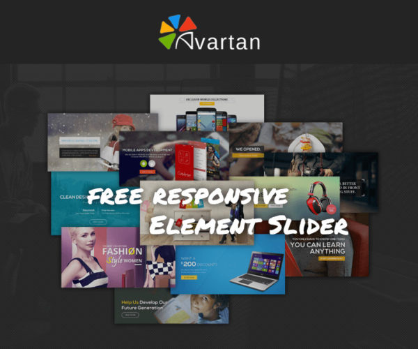 Avartan Slider Responsive WordPress Plugin