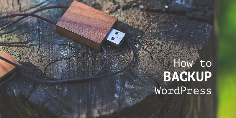 How to Backup Your WordPress Site (Manually or Via Plugins)