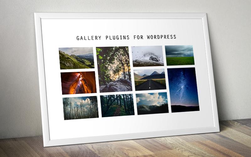 8 Of The Best WordPress Portfolio & Gallery Plugins