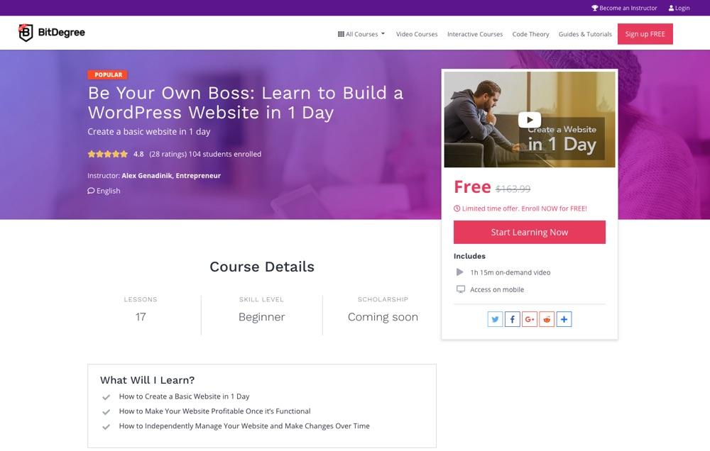 8 Best WordPress Courses for Beginners - WPExplorer