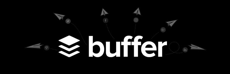 Buffer Scheduled Social Sharing