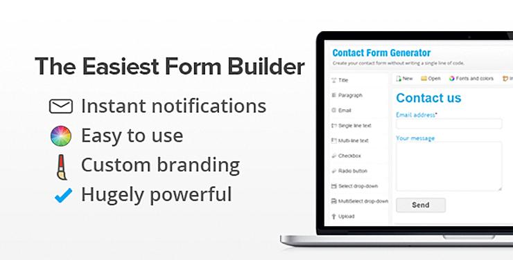 Contact Form Generator