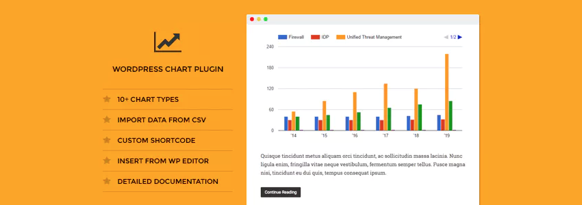 DW Chart - WordPress Plugin