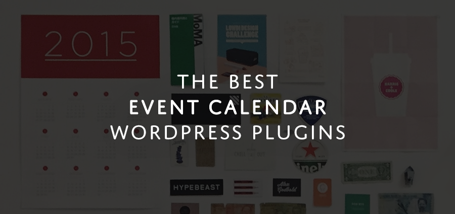 Events Calendar WordPress Plugins