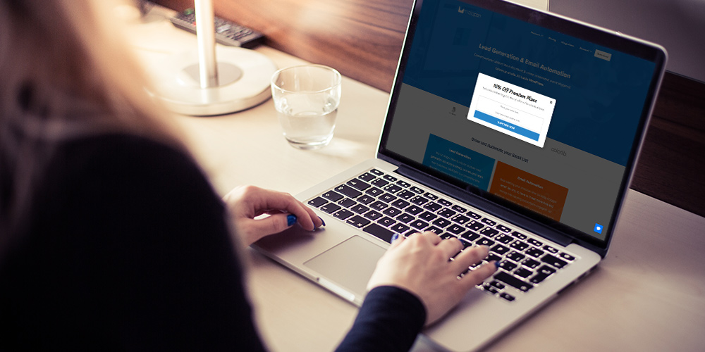 Improve Engagement & Prevent Lost Leads with WordPress Exit Pop-up Plugins