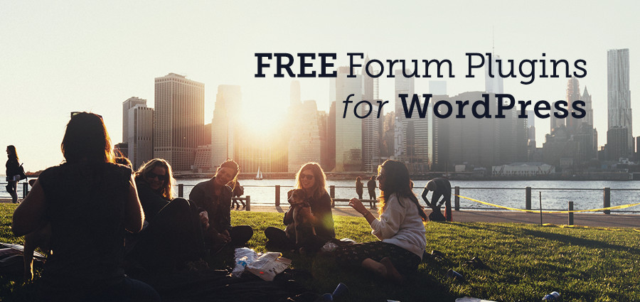 The 6 Best Free Plugins to Add a Forum to Your WordPress Blog