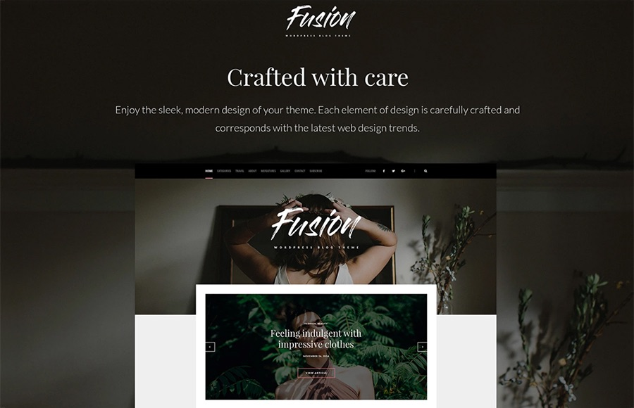25+ Best Fashion WordPress Themes for Blogs & Shops - WPExplorer