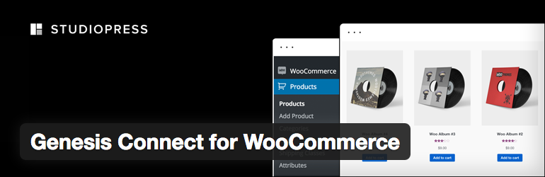 Genesis Connect for WooCommerce Free WordPress Plugin
