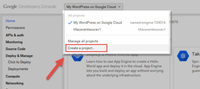 google-cloud-wordpress-009-create a new project