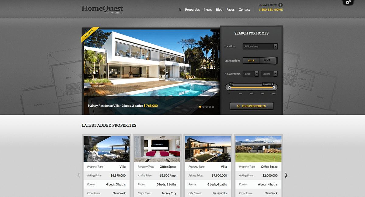 homequest-themefuse-real-estate-wordpress-theme