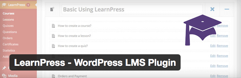 LearnPress plugin