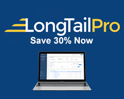 Long Tail Pro 30% Off