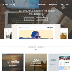Marketify WordPress Theme