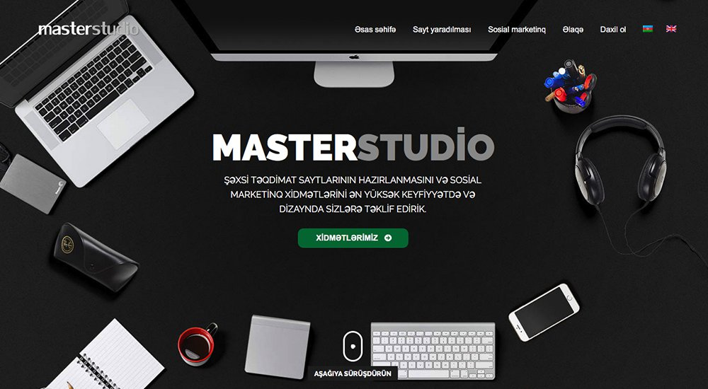 Master Studio: Total WordPress Theme