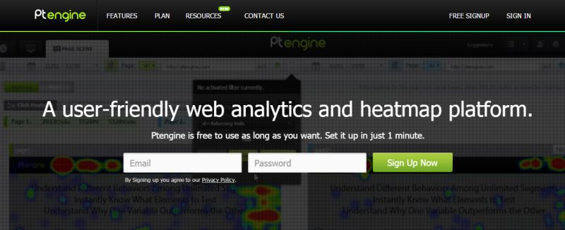 ptengine-heatmap-analytics-wordpress-plugin-service
