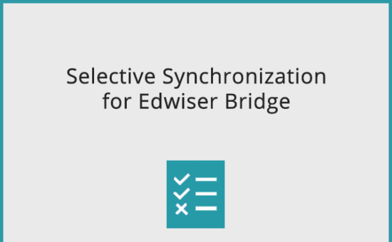 Selective Synchronization for Edwiser Bridge WordPress Plugin