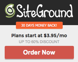 SiteGround WordPress Hosting Coupon