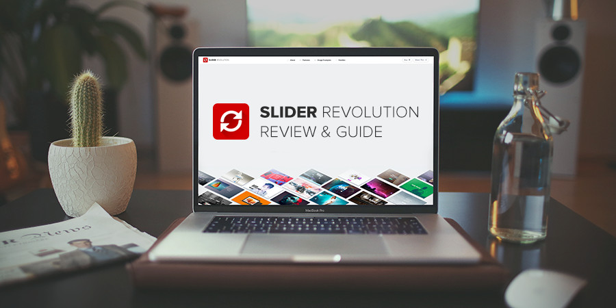 Slider Revolution WordPress Plugin Review & How To Guide