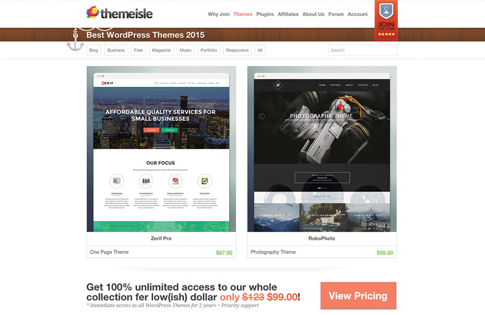themeisle-bundle