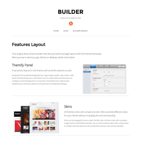 Themify Builder WordPress Plugin