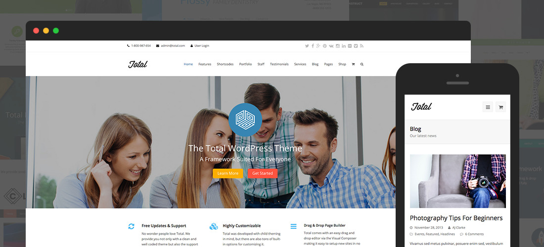 20+ Best Elementor WordPress Themes & Templates of 2018 - WP Epitome