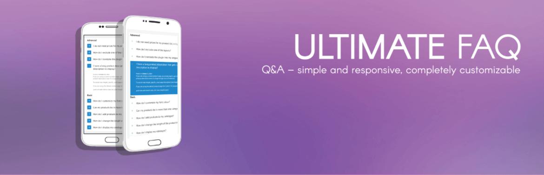 The Ultimate FAQ WordPress plugin