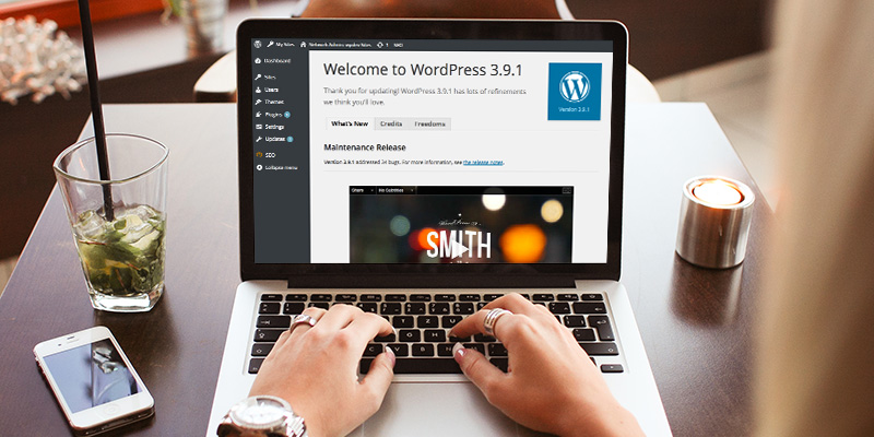 Updating WordPress