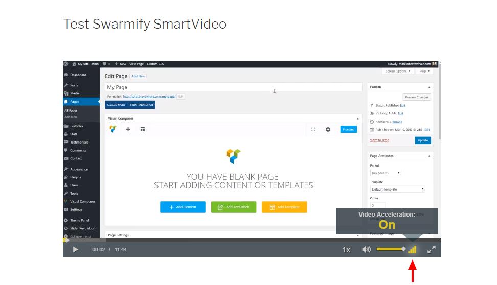 smartvideo video acceleration