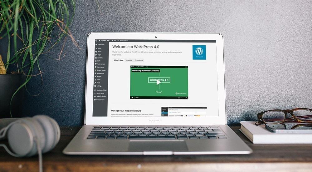 WordPress 4.0 Benny Release