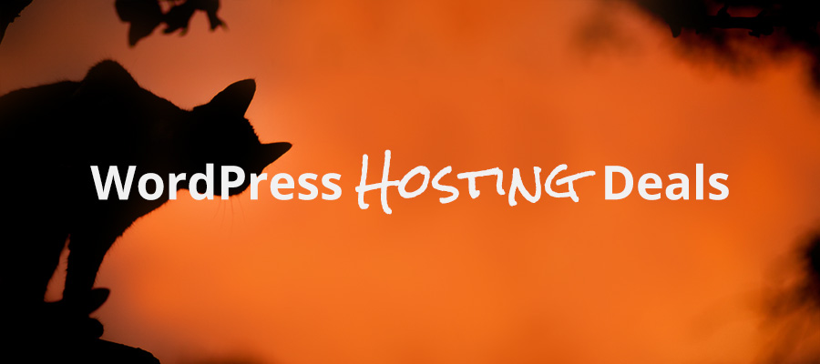 WordPress Hosting Deals