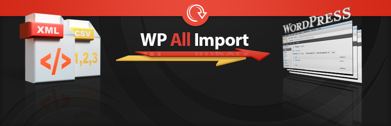 Import any XML or CSV File to WordPress Plugin