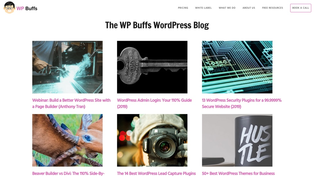 WordPress Blogs You Should Follow - WPBuffs