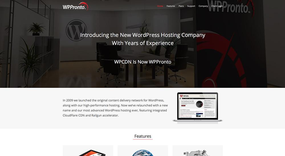 WP Pronto: Total WordPress Theme
