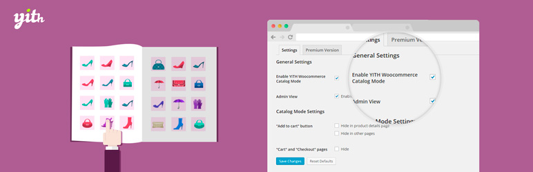 Download YITH WooCommerce Catalog Mode Free WordPress Plugin