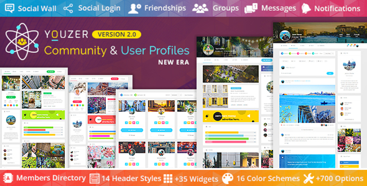 15+ BuddyPress Plugins You Must Have - WPExplorer